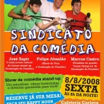 Stand Up Comedy: Sindicato da Comédia